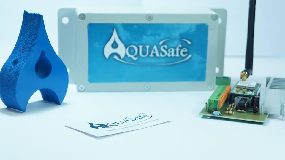 AQUASafe l'internet des objets c'est aussi en Algérie