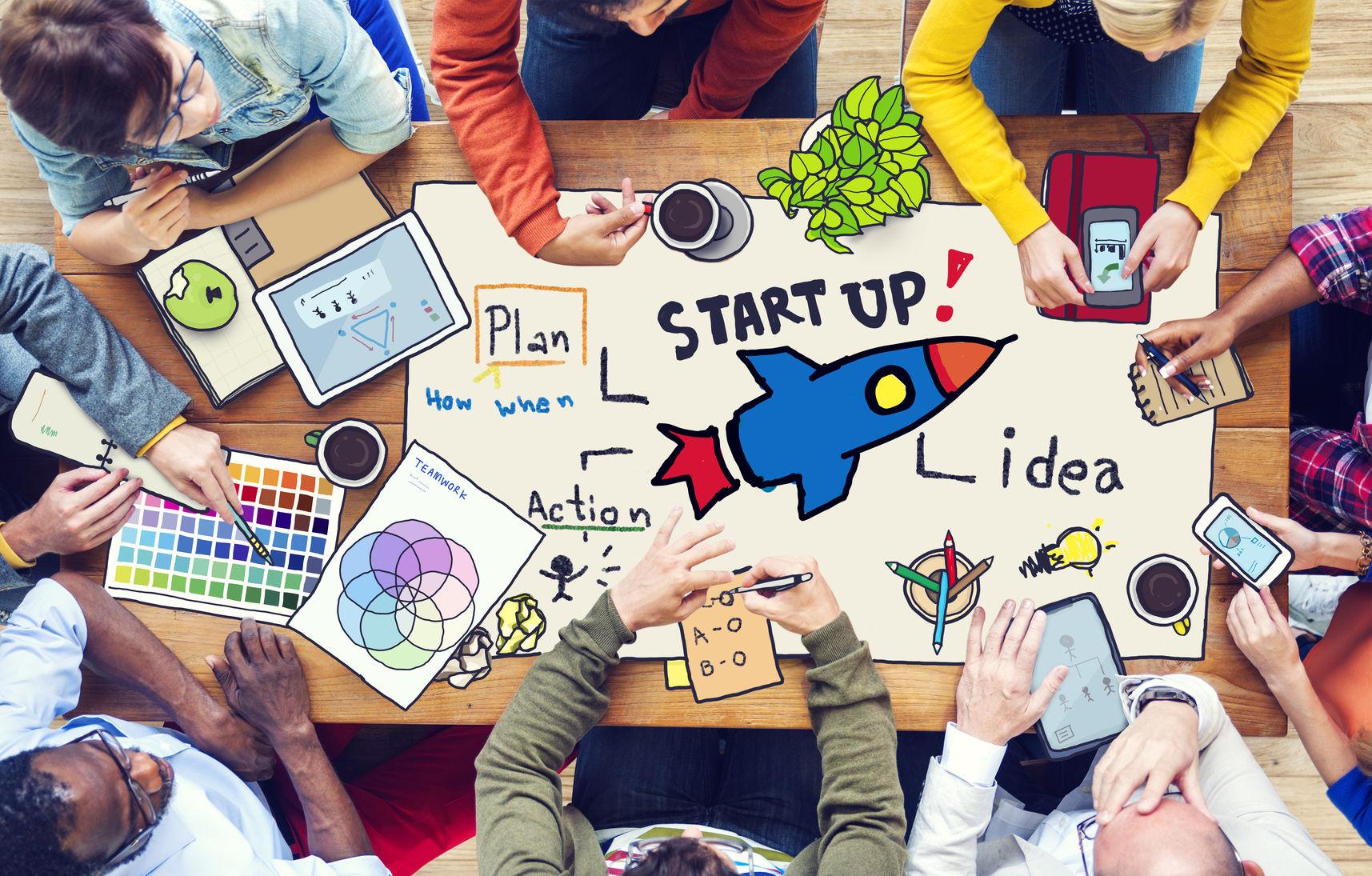 La recette du lancement d'une Startup !